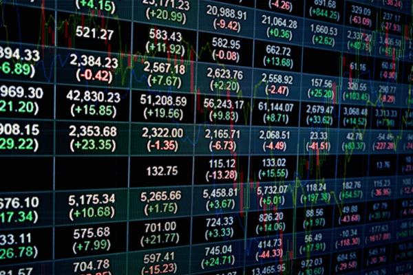 shares stock market