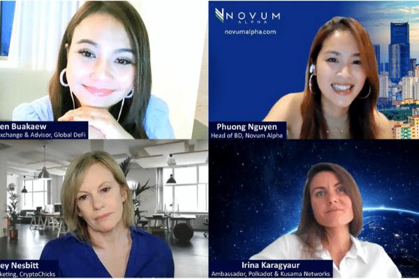 Women in Crypto: DEFI-ning DEFI