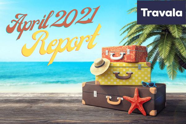 Travala April Revenue Report